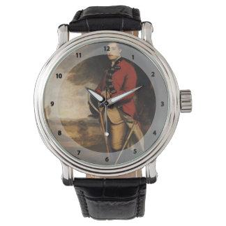 Joshua Reynolds- Sir Richard Worsley Wristwatches