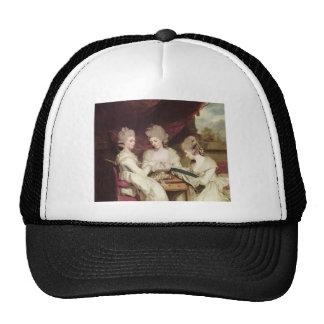 Joshua Reynolds- The Ladies Waldegrave Cap