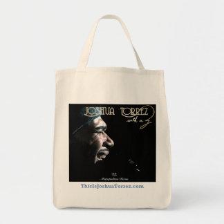 Joshua Torrez Organic Grocery Bag