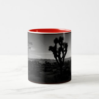 Joshua Tree 1 Two-Tone Mug