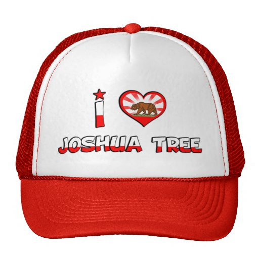 Joshua Tree, CA Hat