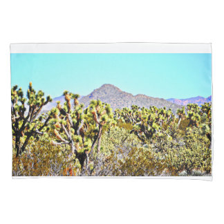 Joshua Tree Forest Pillow Case