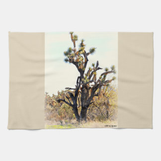 Joshua Tree Kitchen Towel