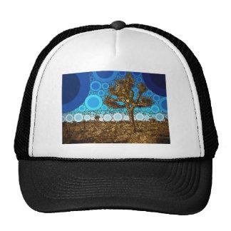 Joshua Tree Mosaic Mesh Hat