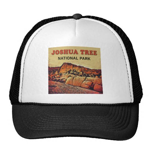 Joshua Tree National Park Hats