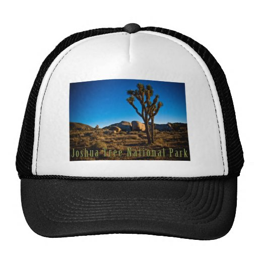 Joshua Tree National Park Trucker Hats