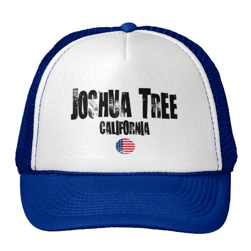 Joshua Tree National Park Mesh Hat