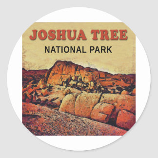 Joshua Tree National Park Stickers