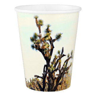 Joshua Tree Paper Cup