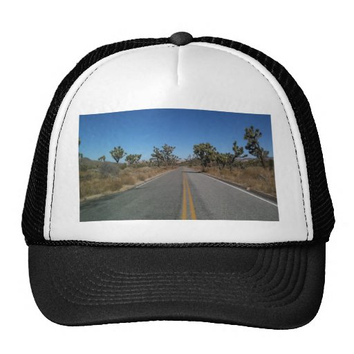 Joshua Tree rd. Trucker Hat