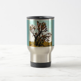 Joshua Tree Travel Coffee Mug