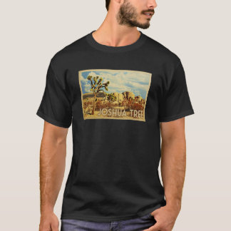 Joshua Tree Vintage Travel T-shirt