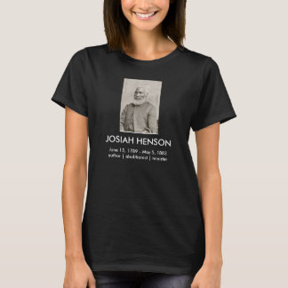 Josiah Henson T-shirt (Dark)