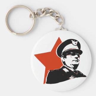 Josip Broz Tito Jugoslavija Basic Round Button Key Ring