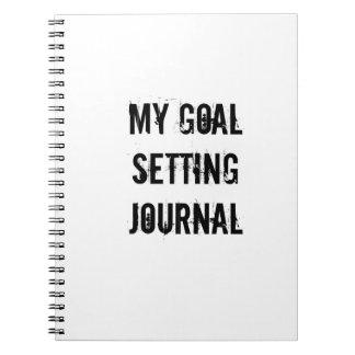 JOURNAL - MY GOALS