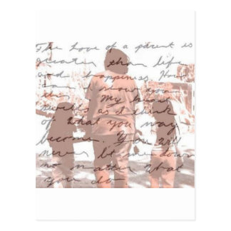 Journal Of Parenting Postcards