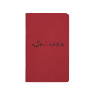 Journal of Secrets