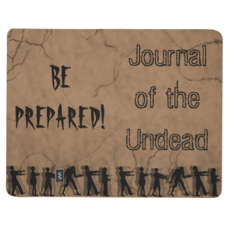 'Journal of the Undead' JOURNAL