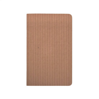 Journal with Brown Design