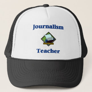Journalism Teacher Hat