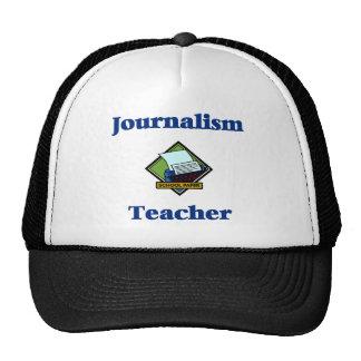Journalism Teacher Hat