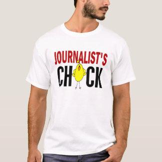 JOURNALIST'S CHICK T-Shirt