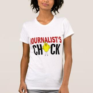 JOURNALIST'S CHICK TSHIRT