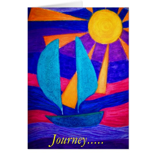 Journey..... Card
