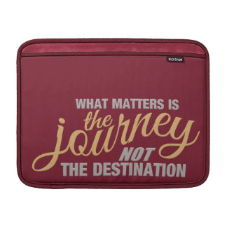 "JOURNEY custom 13"" MacBook sleeve"