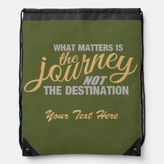 JOURNEY custom bag
