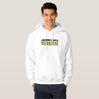 Journey Into Weirdness Hooded Sweatshirt