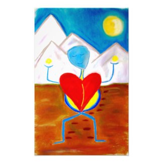 Journey of the Heart print Art Photo