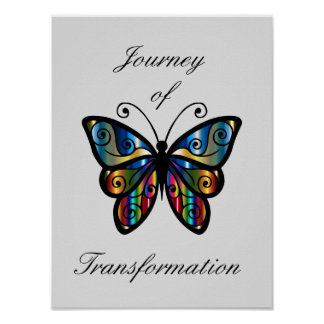 'Journey of Transformation' poster