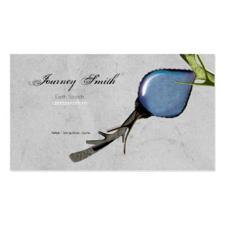 Journey Smith Grey Ribbon little detail Business C Pack Of Standard Business Cards
