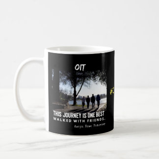 Journey with friends & Every kid is a hero Coffee Mug