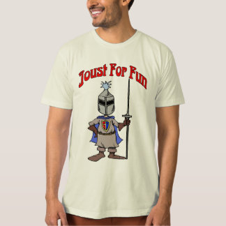 Joust For Fun Tee Shirt