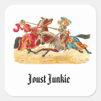 Joust Junkie Sticker