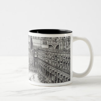Jousting, 1565 coffee mugs