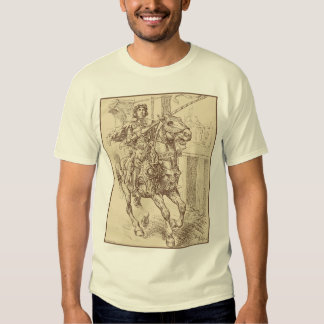 Jousting Knight Tees