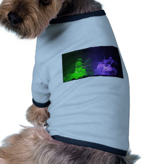 Jousting Knights Doggie T Shirt