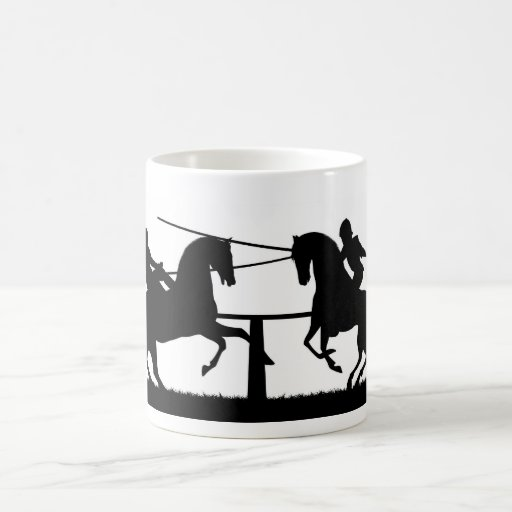 Jousting Coffee Mugs