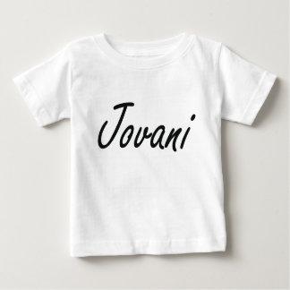 Jovani Artistic Name Design Shirt