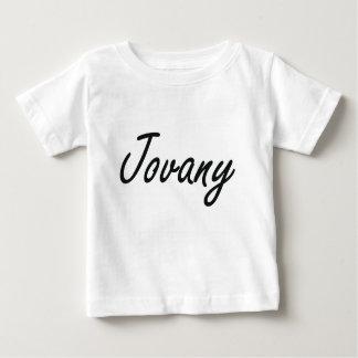Jovany Artistic Name Design Tees