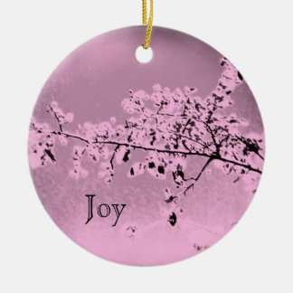Joy 1 Ornament