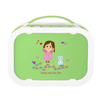 Joy and friendship lunch box