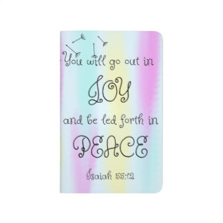 Joy and Peace Notebook