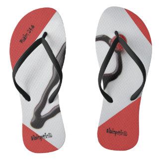 Joy and Refuge Flip Flops