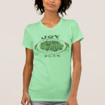 Joy Brand Peas Vintage T-Shirt