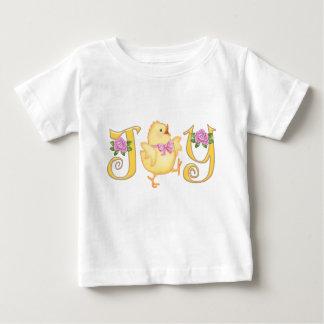 JOY - Chick - Yellow Baby T-Shirt