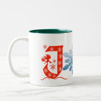 joy christmas design noel holiday cheer mug